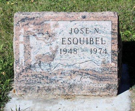 ESQUIBEL, JOSE N. - Gunnison County, Colorado | JOSE N. ESQUIBEL - Colorado Gravestone Photos