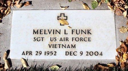 FUNK, MELVIN L. - Gunnison County, Colorado | MELVIN L. FUNK - Colorado Gravestone Photos