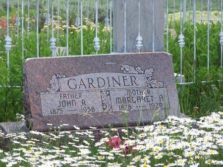 GARDINER, MARGARET A. - Gunnison County, Colorado | MARGARET A. GARDINER - Colorado Gravestone Photos