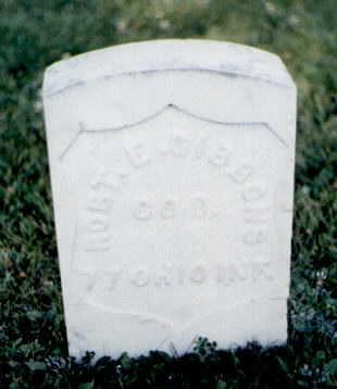 GIBBONS, ROB'T E. - Gunnison County, Colorado | ROB'T E. GIBBONS - Colorado Gravestone Photos