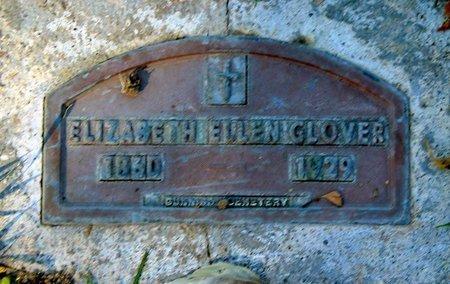 GLOVER, ELIZABETH ELLEN - Gunnison County, Colorado   ELIZABETH ELLEN GLOVER - Colorado Gravestone Photos