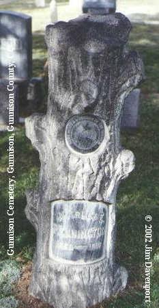 PENNINGTON, CHARLES E. - Gunnison County, Colorado | CHARLES E. PENNINGTON - Colorado Gravestone Photos