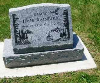 RAINBOLT, JIMIE - Gunnison County, Colorado   JIMIE RAINBOLT - Colorado Gravestone Photos