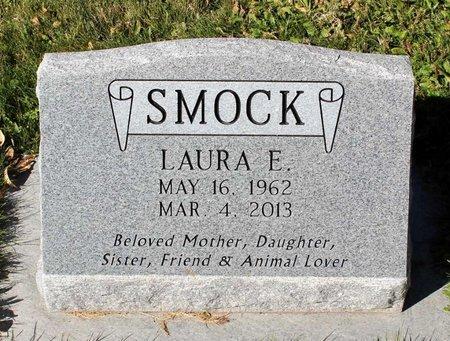 SMOCK, LAURA E. - Gunnison County, Colorado | LAURA E. SMOCK - Colorado Gravestone Photos