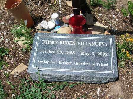 VILLANUEVA, TOMMY RUBEN - Gunnison County, Colorado | TOMMY RUBEN VILLANUEVA - Colorado Gravestone Photos