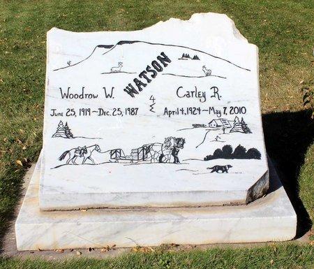 WATSON, CARLEY R. - Gunnison County, Colorado | CARLEY R. WATSON - Colorado Gravestone Photos