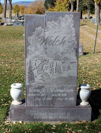 WELCH, DONNA RUTH - Gunnison County, Colorado | DONNA RUTH WELCH - Colorado Gravestone Photos