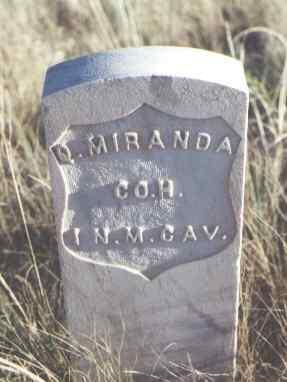 MIRANDA, Q. - Huerfano County, Colorado | Q. MIRANDA - Colorado Gravestone Photos