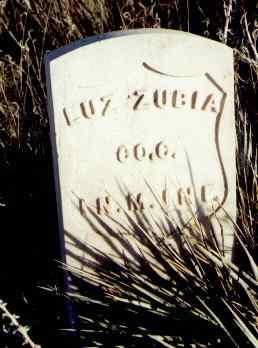 ZUBIA, LUZ - Huerfano County, Colorado | LUZ ZUBIA - Colorado Gravestone Photos