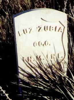 ZUBIA, LUZ - Huerfano County, Colorado | LUZ ZUBIA - Colorado Gravestone Photos