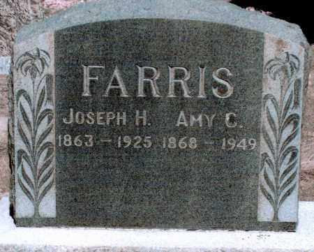 FARRIS, JOSEPH H - Jefferson County, Colorado | JOSEPH H FARRIS - Colorado Gravestone Photos