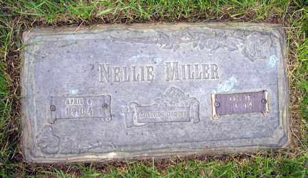 BREWINGTON MILLER, NELLIE - Jefferson County, Colorado | NELLIE BREWINGTON MILLER - Colorado Gravestone Photos