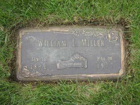 MILLER, WILLIAM L. - Jefferson County, Colorado   WILLIAM L. MILLER - Colorado Gravestone Photos