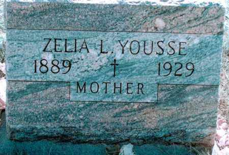 YOUSSE, ZELIA L. - Jefferson County, Colorado | ZELIA L. YOUSSE - Colorado Gravestone Photos