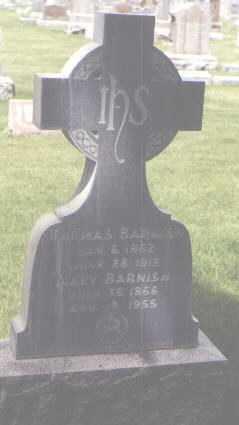 BARNISH, MARY - Jefferson County, Colorado   MARY BARNISH - Colorado Gravestone Photos