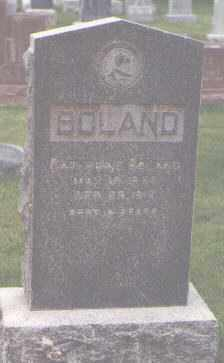 BOLAND, CATHERINE - Jefferson County, Colorado | CATHERINE BOLAND - Colorado Gravestone Photos