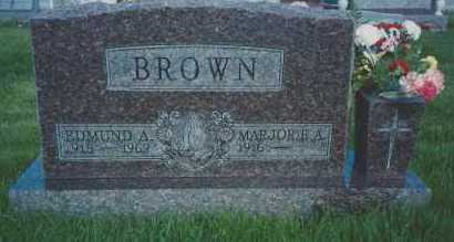 BROWN KURTZMAN, MARJORIE - Jefferson County, Colorado | MARJORIE BROWN KURTZMAN - Colorado Gravestone Photos