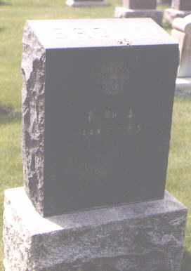 BROWN, RILEY A. - Jefferson County, Colorado | RILEY A. BROWN - Colorado Gravestone Photos