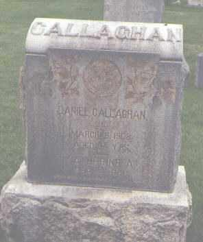 CALLAGHAN, CATHERINE A. - Jefferson County, Colorado | CATHERINE A. CALLAGHAN - Colorado Gravestone Photos