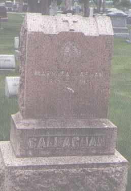 CALLAGHAN, MARY - Jefferson County, Colorado | MARY CALLAGHAN - Colorado Gravestone Photos
