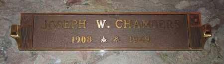CHAMBERS, JOSEPH WILEY - Jefferson County, Colorado | JOSEPH WILEY CHAMBERS - Colorado Gravestone Photos
