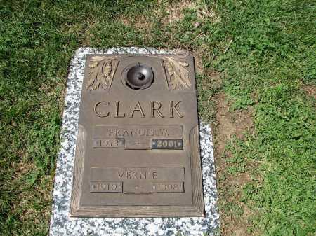 CLARK, VERNIE - Jefferson County, Colorado | VERNIE CLARK - Colorado Gravestone Photos