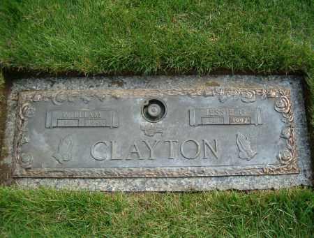 CLAYTON, WILLIAM - Jefferson County, Colorado   WILLIAM CLAYTON - Colorado Gravestone Photos