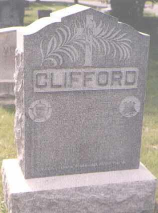 CLIFFORD, MARY - Jefferson County, Colorado | MARY CLIFFORD - Colorado Gravestone Photos