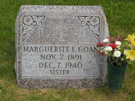 COAN COAN, MARGUERITE ELIZABETH - Jefferson County, Colorado | MARGUERITE ELIZABETH COAN COAN - Colorado Gravestone Photos