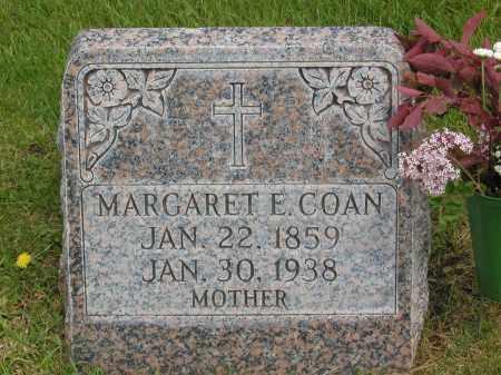 COAN, MARGARET ELLEN - Jefferson County, Colorado | MARGARET ELLEN COAN - Colorado Gravestone Photos