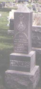 CONNORS, MARGARET - Jefferson County, Colorado | MARGARET CONNORS - Colorado Gravestone Photos