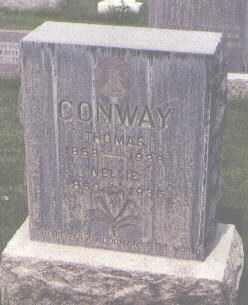 CONWAY, THOMAS - Jefferson County, Colorado | THOMAS CONWAY - Colorado Gravestone Photos