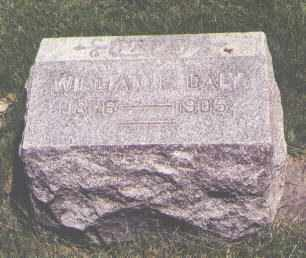DALY, WILLIAM F. - Jefferson County, Colorado | WILLIAM F. DALY - Colorado Gravestone Photos