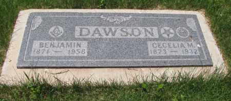 DAWSON, BENJAMIN - Jefferson County, Colorado | BENJAMIN DAWSON - Colorado Gravestone Photos