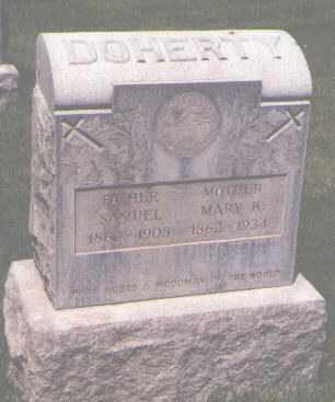 DOHERTY, SAMUEL - Jefferson County, Colorado | SAMUEL DOHERTY - Colorado Gravestone Photos