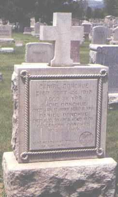 DONOHUE, ELIZABETH - Jefferson County, Colorado | ELIZABETH DONOHUE - Colorado Gravestone Photos