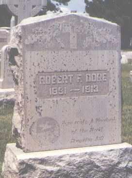 DORE, ROBERT F - Jefferson County, Colorado | ROBERT F DORE - Colorado Gravestone Photos