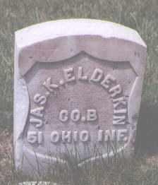 ELDERKIN, JAMES K. - Jefferson County, Colorado   JAMES K. ELDERKIN - Colorado Gravestone Photos