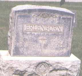 ERLENBORN, JULIUS A. - Jefferson County, Colorado | JULIUS A. ERLENBORN - Colorado Gravestone Photos