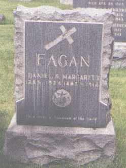 FAGAN, DANIEL B. - Jefferson County, Colorado   DANIEL B. FAGAN - Colorado Gravestone Photos