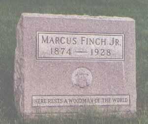 FINCH, JR., MARCUS - Jefferson County, Colorado | MARCUS FINCH, JR. - Colorado Gravestone Photos