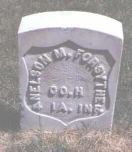 FORSYTHE, NELSON M. - Jefferson County, Colorado | NELSON M. FORSYTHE - Colorado Gravestone Photos