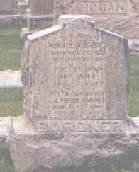 GARDNER, HORACE - Jefferson County, Colorado | HORACE GARDNER - Colorado Gravestone Photos