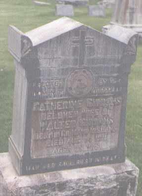 GIBBONS, CATHERINE - Jefferson County, Colorado | CATHERINE GIBBONS - Colorado Gravestone Photos