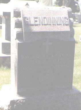 GLENDINNING, DAVID W. - Jefferson County, Colorado | DAVID W. GLENDINNING - Colorado Gravestone Photos