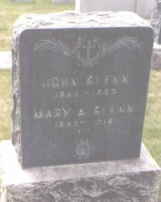 GLENN, JOHN - Jefferson County, Colorado | JOHN GLENN - Colorado Gravestone Photos