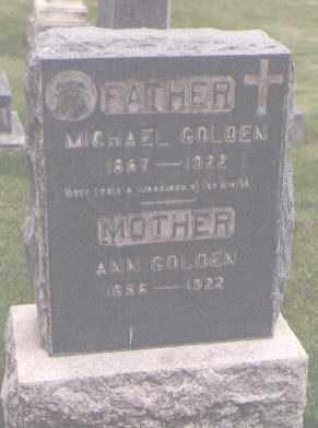 GOLDEN, ANN - Jefferson County, Colorado | ANN GOLDEN - Colorado Gravestone Photos