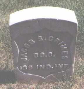 GRIMES, JACOB S. - Jefferson County, Colorado   JACOB S. GRIMES - Colorado Gravestone Photos