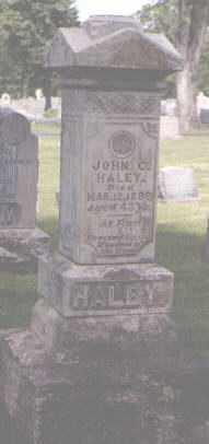 HALEY, JOHN C. - Jefferson County, Colorado | JOHN C. HALEY - Colorado Gravestone Photos