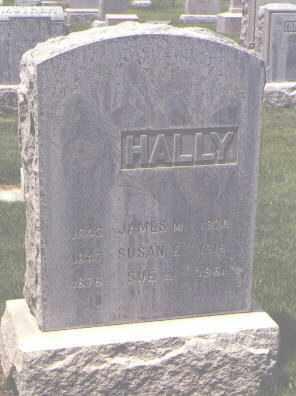 HALLY, JAMES M. - Jefferson County, Colorado | JAMES M. HALLY - Colorado Gravestone Photos